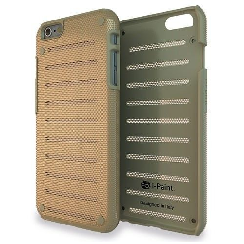 Paint Black MC Metal Case for iPhone 6 Plus, iPhone 6S Plus Black,White or Gold