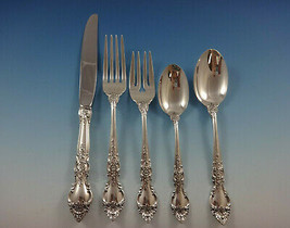 Belvedere by Lunt Sterling Silver Flatware Set For 8 Service 47 Pieces - $2,995.00