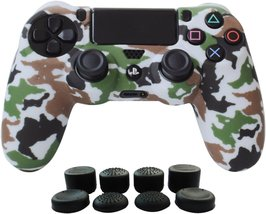 Hikfly Silicone Gel Controller Cover Protector Kits for Sony PS4 /PS4 Sl... - $10.19