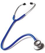 Royal Blue Stethoscope Clinical Lite Series Single Tube Prestige Medical... - $23.29