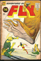 Adventures of the Fly #10 Jan.1961 Archie Comic Series - $19.75