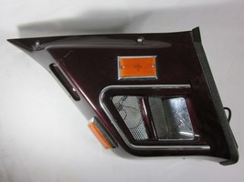 Used Left Side Lower Fairing Cover for 1986 Kawasaki ZN1300 Voyager - $47.51