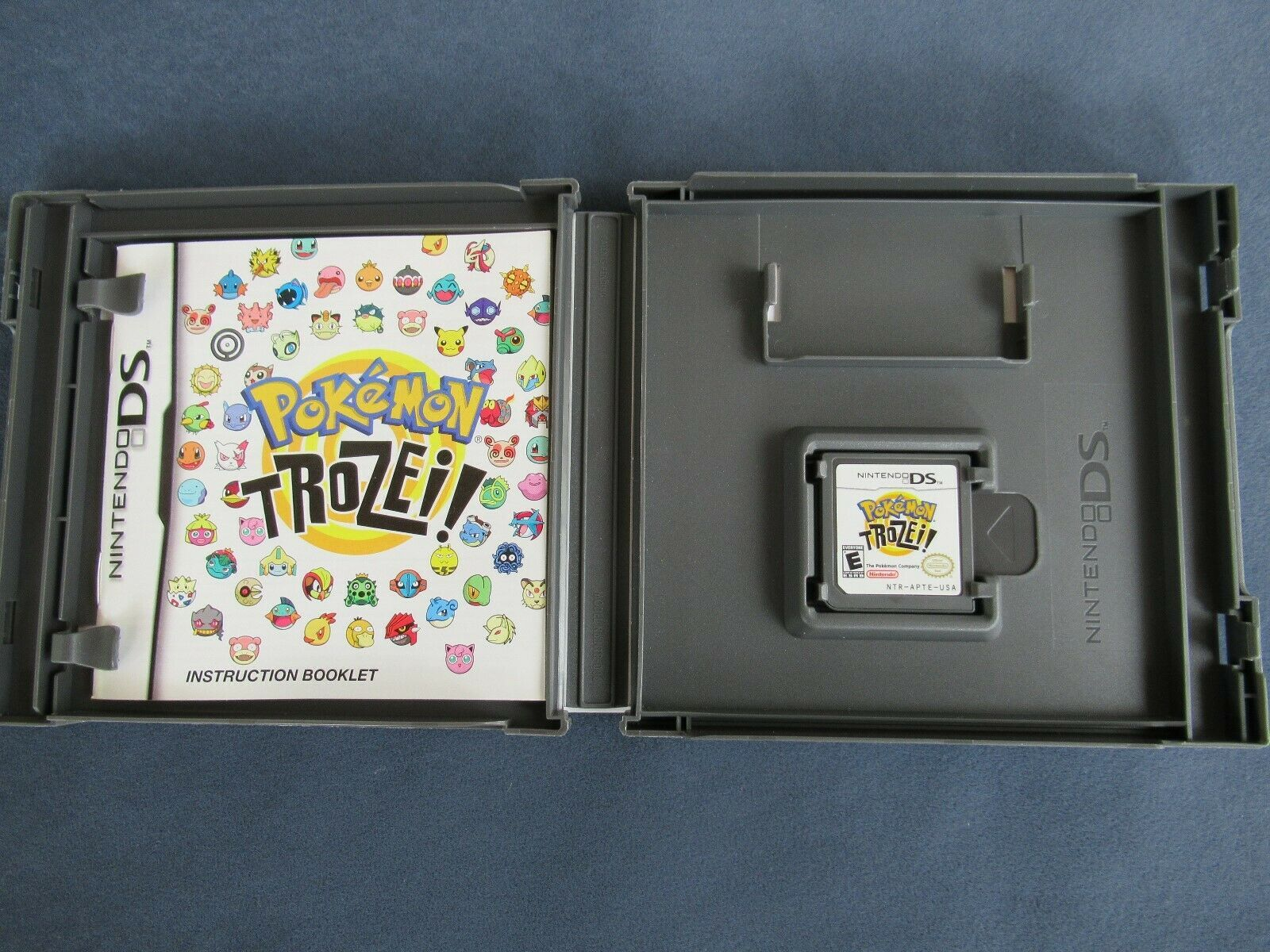 Pokemon Trozei (Nintendo DS, 2006)