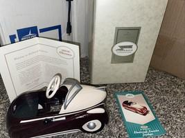 Hallmark Kiddie Car Classics 1939 Murray Steelcraft Lincoln Zephyr Mint ... - $25.00