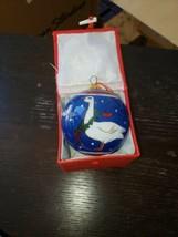 "Lot Of 50 ""LI BIEN"" Christmas Geese Reverse Handpainted Glass Ornament B... - $593.99"