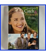 Used Catch and Release (DVD, 2007, Full Screen) Jennifer Garner Timothy ... - $1.94