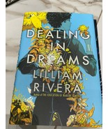 Dealing in Dreams by Lilliam Rivera Hardcover Novel  - $11.26