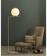 Modern Nordic Flos IC F1 Floor Lamp E27 Bulb Antique Brass Finish Replic... - $185.98+