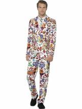 Groovy Suit, Medio, Adulti Costumi, Uomo - $66.86