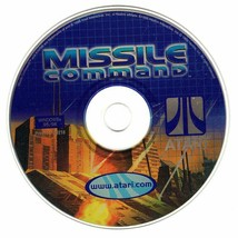 Missile Command (Atari/Hasbro) (PC-CD, 1999) for Windows - NEW CD in SLEEVE - $4.98