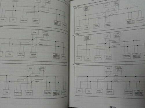 2006 Nissan Murano Service Reparatur Shop Manuell 4 Volume Fabrik OEM Look Große image 6