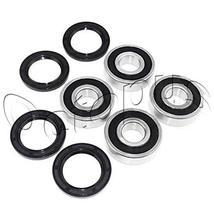 Compatible for Honda TRX450ER 450 2x4 ATV Bearing &Seal Kit both sides F... - $17.63