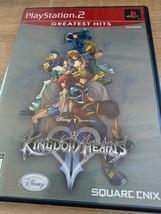 Sony PS2 Kingdom Hearts II image 1