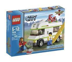 LEGO City Camper 7639 Building Set [New]  - $89.88