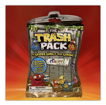 The Trash Pack Trashies Series Trashies in Trash Cans Moose Toys - $8.70