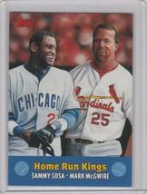 2000 Topps Combos Baseball Card #TC6 Home Run Kings - $1.90