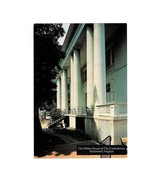 OVERSIZED POSTCARD-EXTERIOR-SOUTH PORTICO WHITE HOUSE OF THE CONFEDERACY... - $1.98