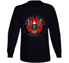 Nsa National Security  Long Sleeve - $20.99