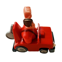 "Wreck It Ralph Figure Toy Disney  Car  Red Truck Punch Up 3.5"" Diecast V... - $14.45"