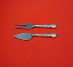 English Gadroon by Gorham Sterling Silver Hard Cheese Serving Set 2-Piece Custom - $109.00