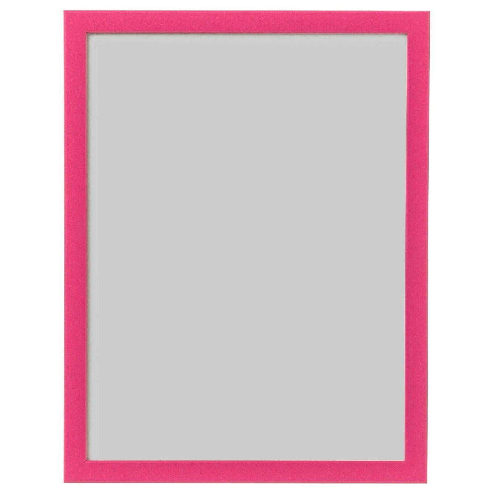 """IKEA Fiskbo 22509 Frame Pink 603.003.93 Size: 12x16"""" New FS!"""