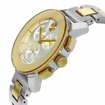 Movado 3600357 Swiss Chronograph BOLD Two-Tone Ion-Plated S/S Bracelet W... - $397.50