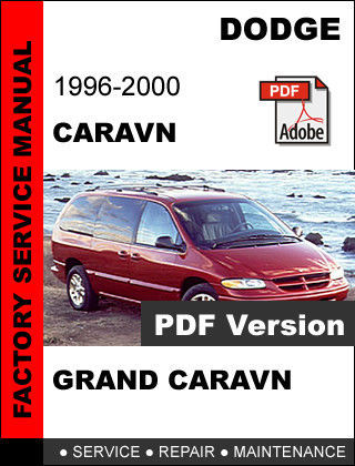 dodge caravan 1996 1997 1998 1999 2000 service repair manual wiring diagram other books. Black Bedroom Furniture Sets. Home Design Ideas