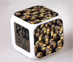 Minion Led Alarm Clock #05 Figures LED Alarm Clock - $24.00