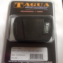 Tagua Sport Nylon Inside the Waist Holster Small NYL-001 NIB - $22.00