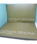 Natasha Denona SAFARI PALETTE All Matte Eyeshadow Palette (15 Shades) Ne... - $99.00