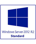 Windows Server 2012 R2 Standard Key & Download - $225,51 MXN