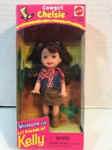 Hard To Find Cowgirl Chelsea Kelly Doll Barbie New - $20.00
