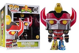 Funko Power Rangers Megazord Glow-in-The-Dark 6-Inch Pop! Vinyl Standard - $20.98