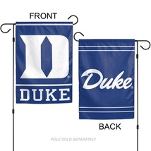 "University of Duke Blue Devils 12"" x 18"" Premium Decorative Garden Flag - $14.95"