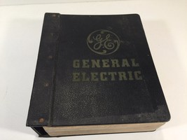 Rare 1934 General Electric Coyne Electrical And Radio School Reference Set - $149.99