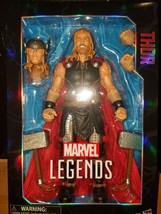 "Marvel Legends Avengers Thor 12"" Deluxe Action Figure - Free Priority Sh... - $44.98"