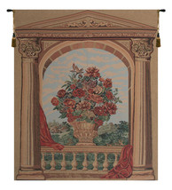 La Terasse Tapestry Wallart - $295.00