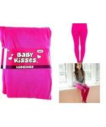 Girls Leggings, Kids Pants, Size 7 to 12, Girls Pink Leggings, - £7.15 GBP
