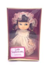 """Super Rare Open Eyes Vintage Uneeda Little Sophisticates 8.5"""" Doll's New In Box - $118.34"""