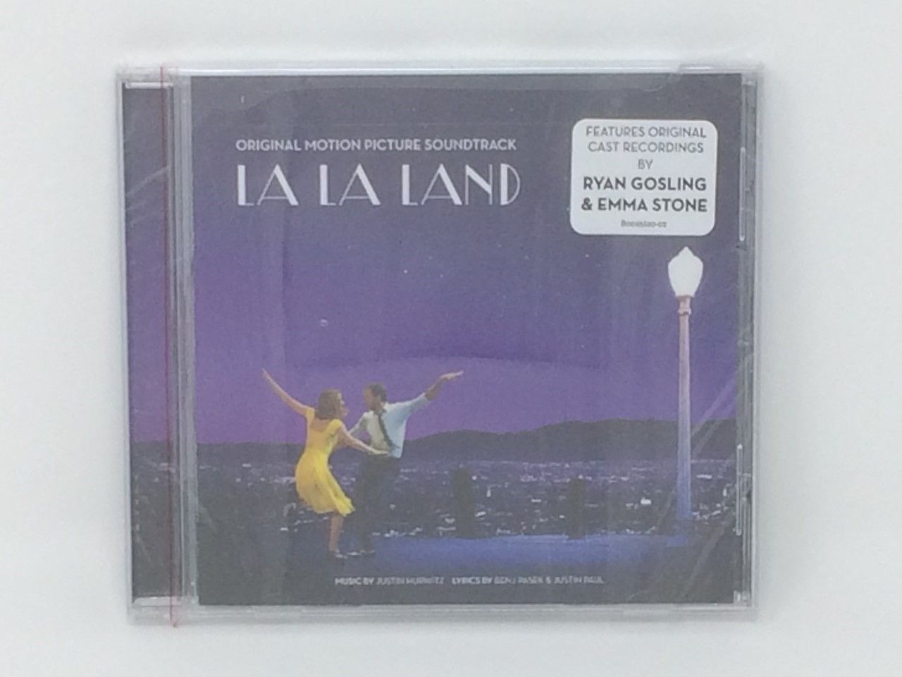 Primary image for La La Land Soundtrack - CD Album New by Justin Hurwitz