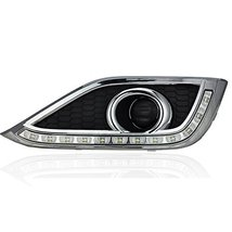 AupTech Car Daytime Running Lights LED Fog Cover DRL for Honda CR-V CRV 2012 ... - $151.00