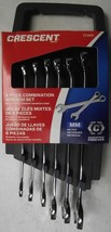 Crescent CCWS1 6pc. Metric Combination Wrench Set 12pt. - $14.36