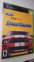 Ford Bold Moves Street Racing Microsoft Xbox 2006 Complete Game & Case !!! - $6.79