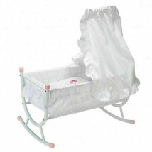 """COROLLE MON CLASSIQUE Canopy Cradle (Fits 14"""" up to 20"""" Baby doll) X0510-0"""