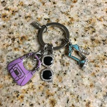 NWOT'S Coach Sunglasses High Heel Accessories Keychain / Key Ring / Purs... - $85.99