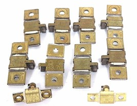 LOT OF 10 SQUARE D HEATER ELEMENTS B2.65, B1.45, B3.70, A6.20, A4.32 image 2