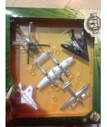 True Heroes Die Cast Plane Set Toys R Us New In Box - $14.85