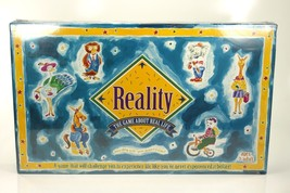 NEW Vtg 90s Reality Board Game The Game About Real Life Savannah GA Lot ... - $23.92