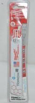 Milwaukee 48004712 Sawzall Blade 5 Pack Metal Blades New In Package image 1