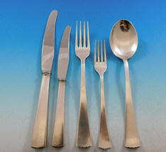 Diplomat by CG Hallberg Swedish 830 Silver Flatware Set Service 30 pieces - $2,695.00